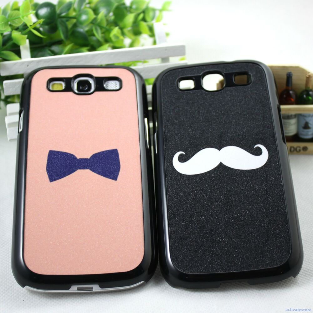 Samsung Galaxy S3 Cases For Couples New Lovers' /Couples C...