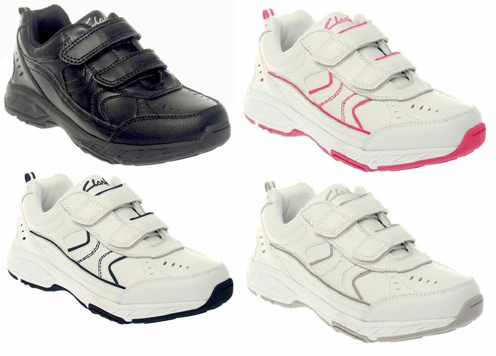 Clarkes School Shoes Girls