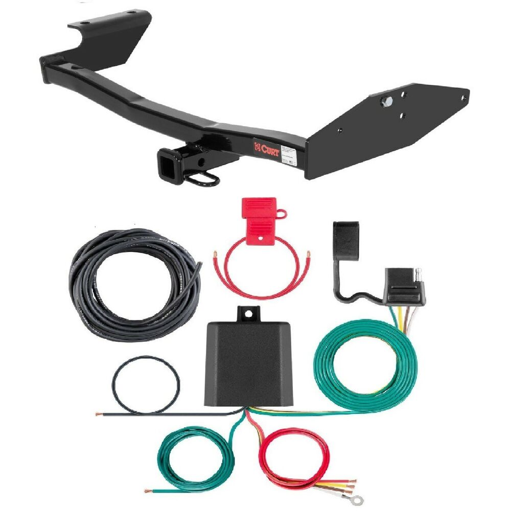 curt class 1 trailer hitch wiring for 2001 2005 lexus. Black Bedroom Furniture Sets. Home Design Ideas