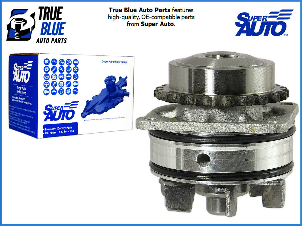 Super Auto 150 1510x Engine Water Pump Ebay