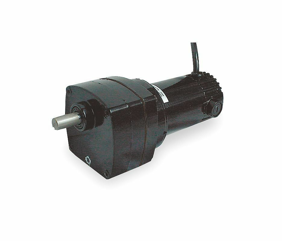 Dayton model 6z914 dc gear motor 37 rpm 1 20 hp 90vdc ebay for 1 20 hp electric motor