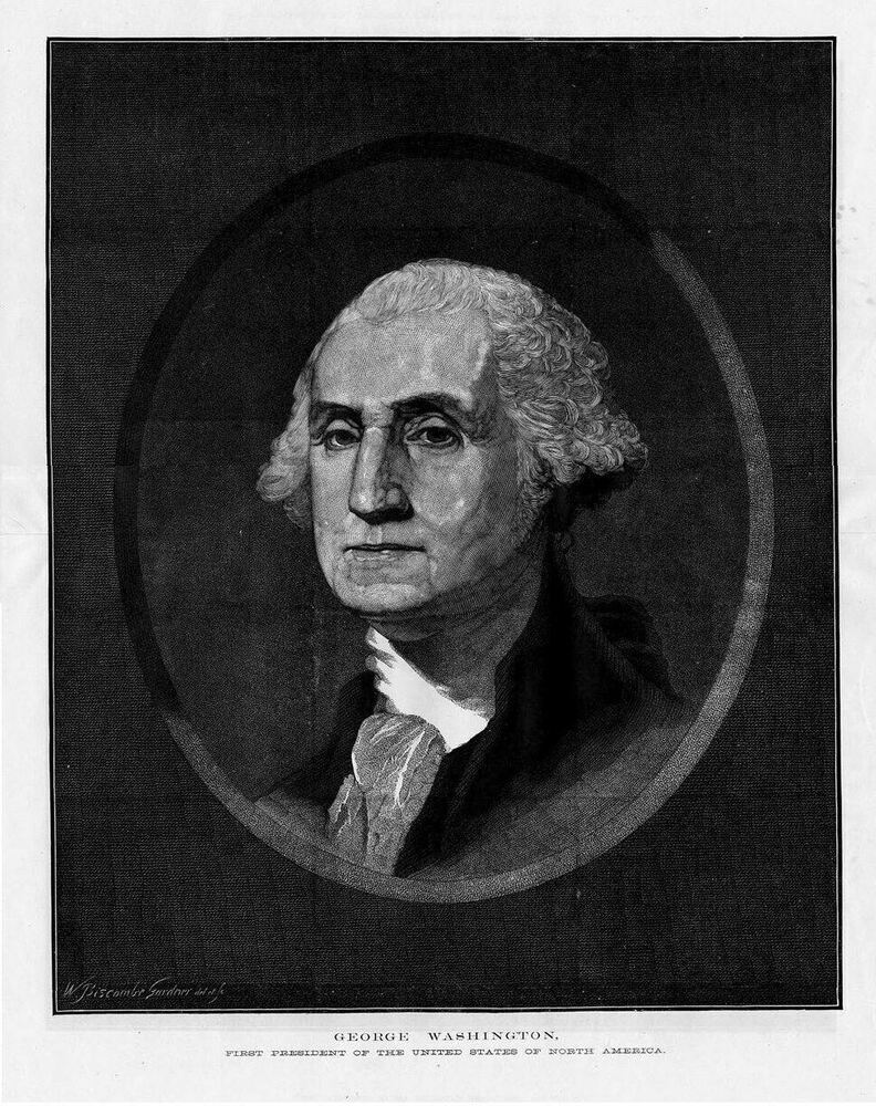 a biography of george washington the first president of the united states General of the continental army, first president of the united states, successful planter and entrepreneur learn more about george washington in our online biography.