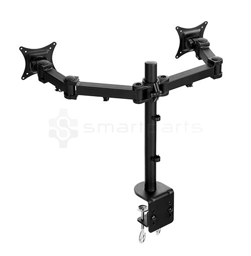 Lavolta Dual Monitor Mount Stand Arm Desk Clamp 15
