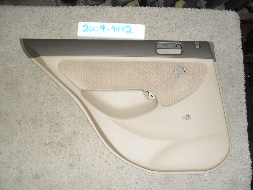 Oem honda door trim panel honda civic 4 door sedan 01 02 for 03 honda civic 4 door