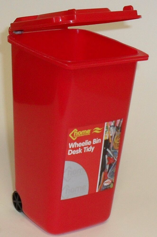Red Mini Wheelie Bin Desk Tidy Pen Holder  Ebay. Study Desk Decoration Ideas. Large Dining Room Tables. Desk Made From Door. Clear Shoe Storage Boxes Drawer. 5 Drawer Tower Storage Unit. Verizon Wireless Help Desk Phone Number. Touch Table Lamp. Cell Phone Holders For Desk