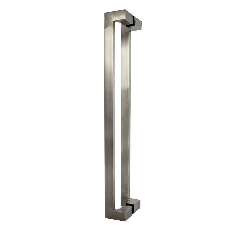 Kaba Entrance Door Pull Handle Ph601ufsss Offset Back To
