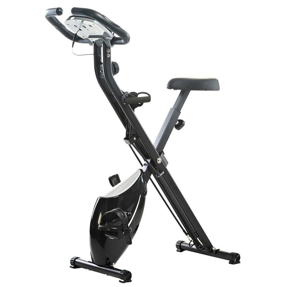 Ez Bike Abdominal Trainer Fitness Cycle Health Core