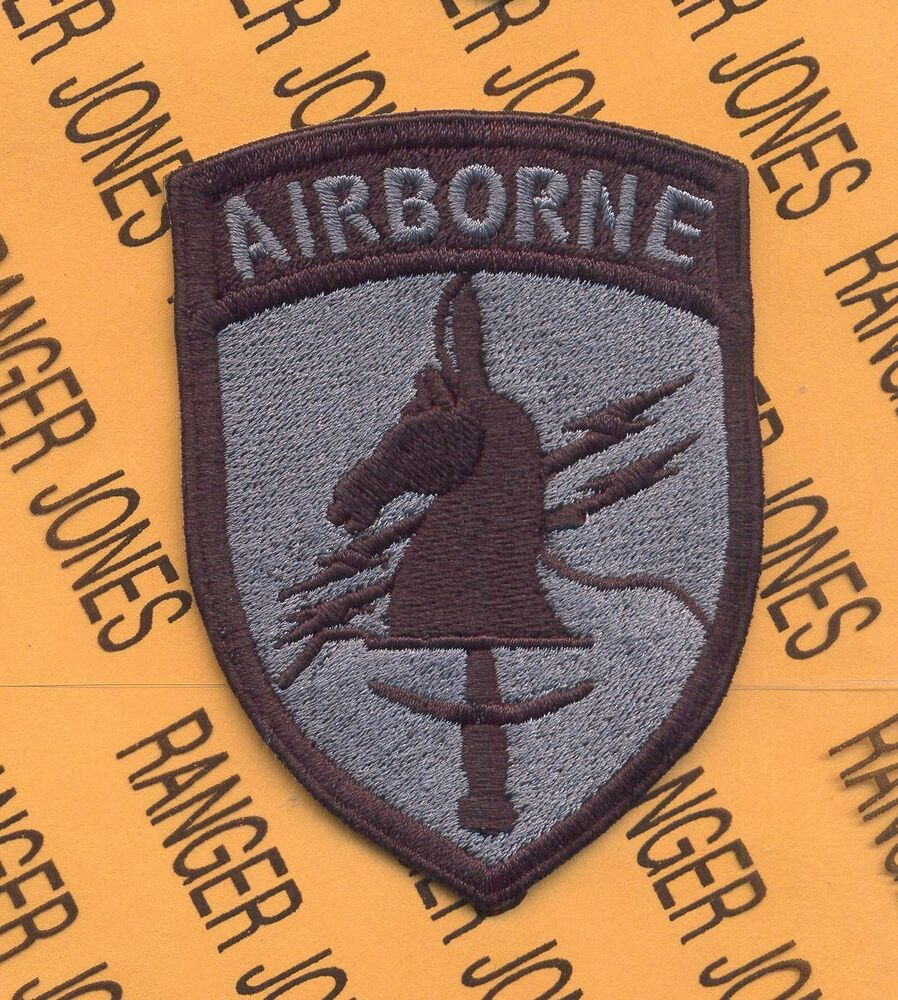 Items For SALE Area-- Patch Special Ops Command