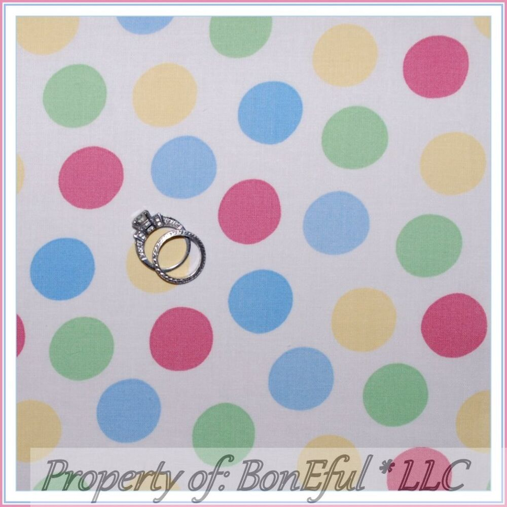 Boneful fabric fq cotton quilt unisex baby boy girl for Boy nursery fabric