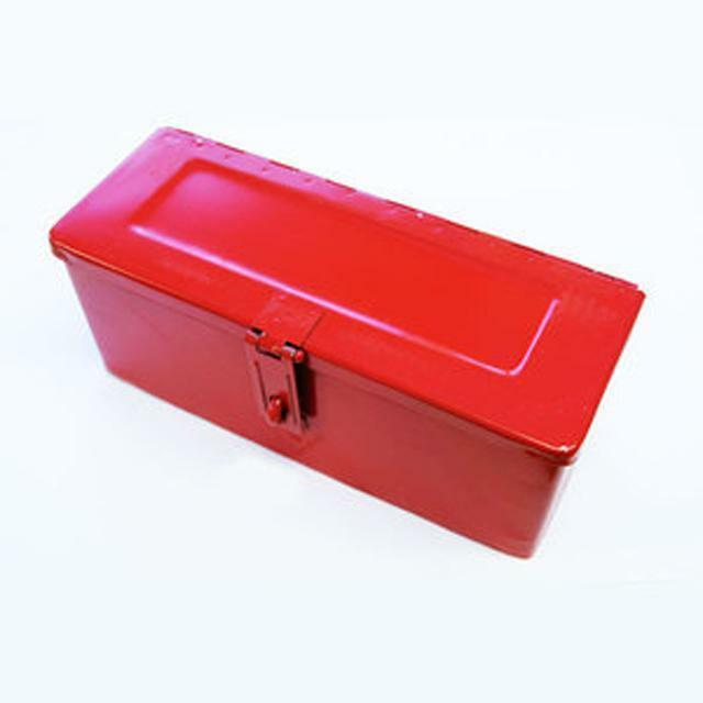 Tool Box For Tractor : Massey ferguson bmc ford david brown tractor tool box ebay