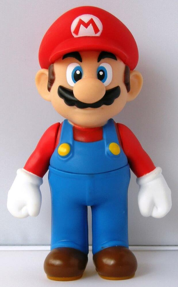 Super Mario Cake Decorations Uk