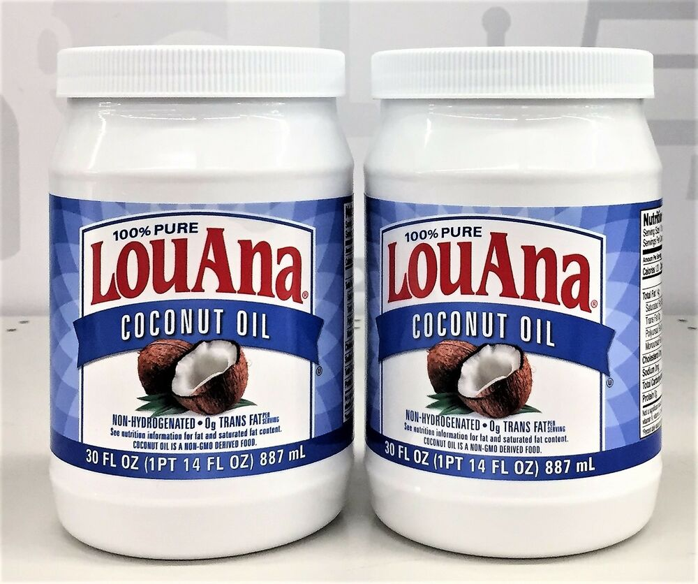 LouAna Liquid Coconut Oil - Stays liquid for easy cooking