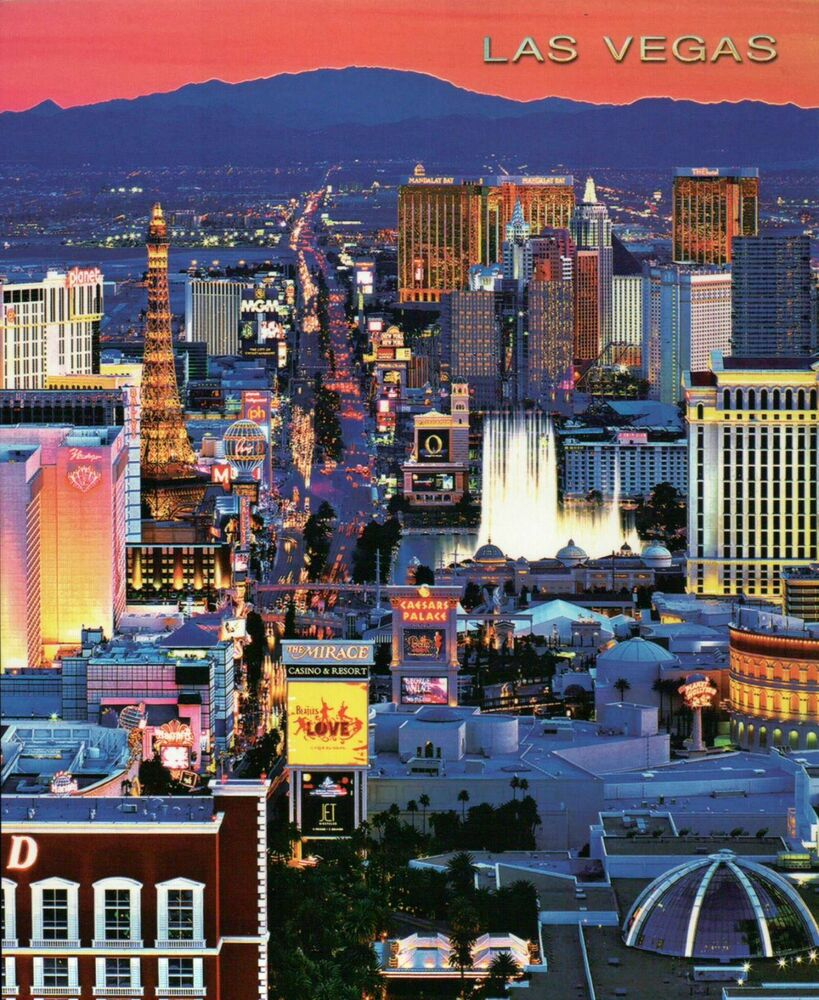 list of all casinos in las vegas