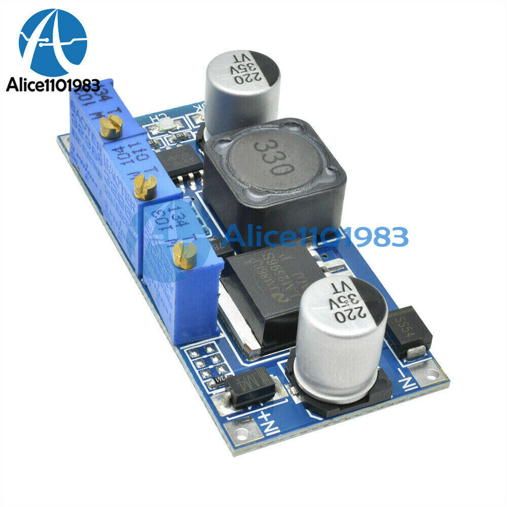 lm2596 dc cv power supply