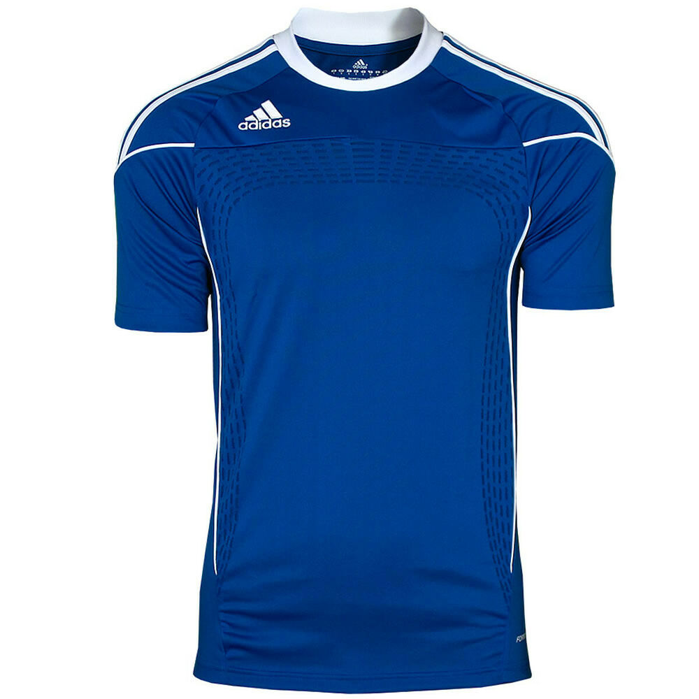 adidas trikot condivo climacool shirt s m l xl fu ball shirt blau formotion ebay. Black Bedroom Furniture Sets. Home Design Ideas