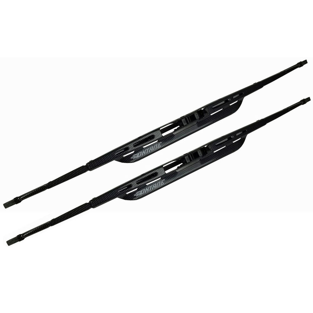 2pc 20 u0026quot  inch carbon windshield window glass wipers blades