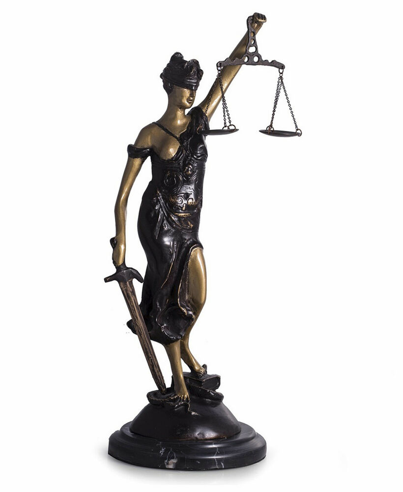 Lawyers Amp Legal Blindfolded Lady Justice Sculpture