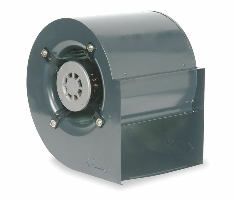 1 Hp 1097 Rpm 115v Furnace Blower With Housing Assembly
