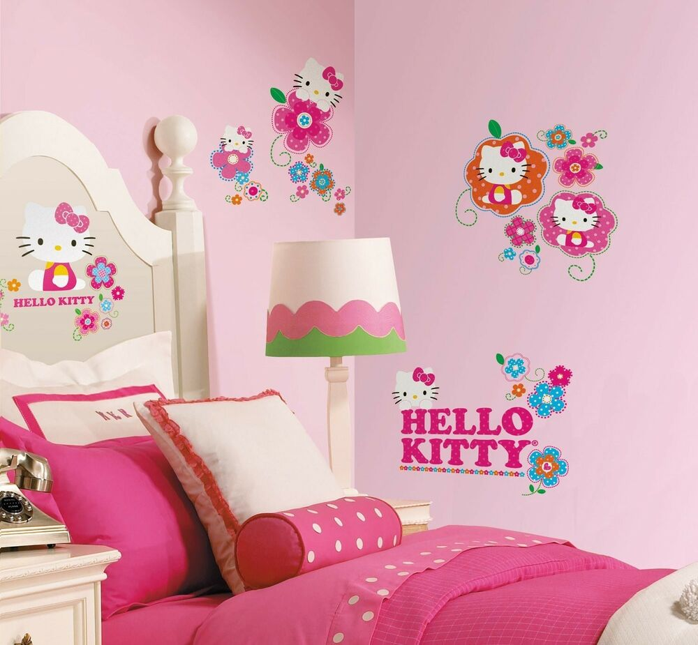 Hello Kitty Room Decor | eBay