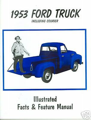 1968 ford truck shop manual
