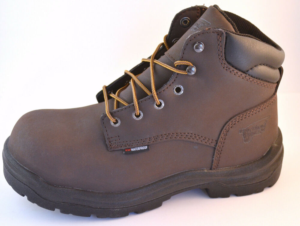 Red Wing #5619 Waterproof Insulated Steel Toe Mens Work Boots | eBay
