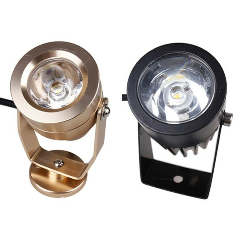 3w outdoor waterproof led flood spot light lamp 12v 85 265v white warm white rgb ebay. Black Bedroom Furniture Sets. Home Design Ideas