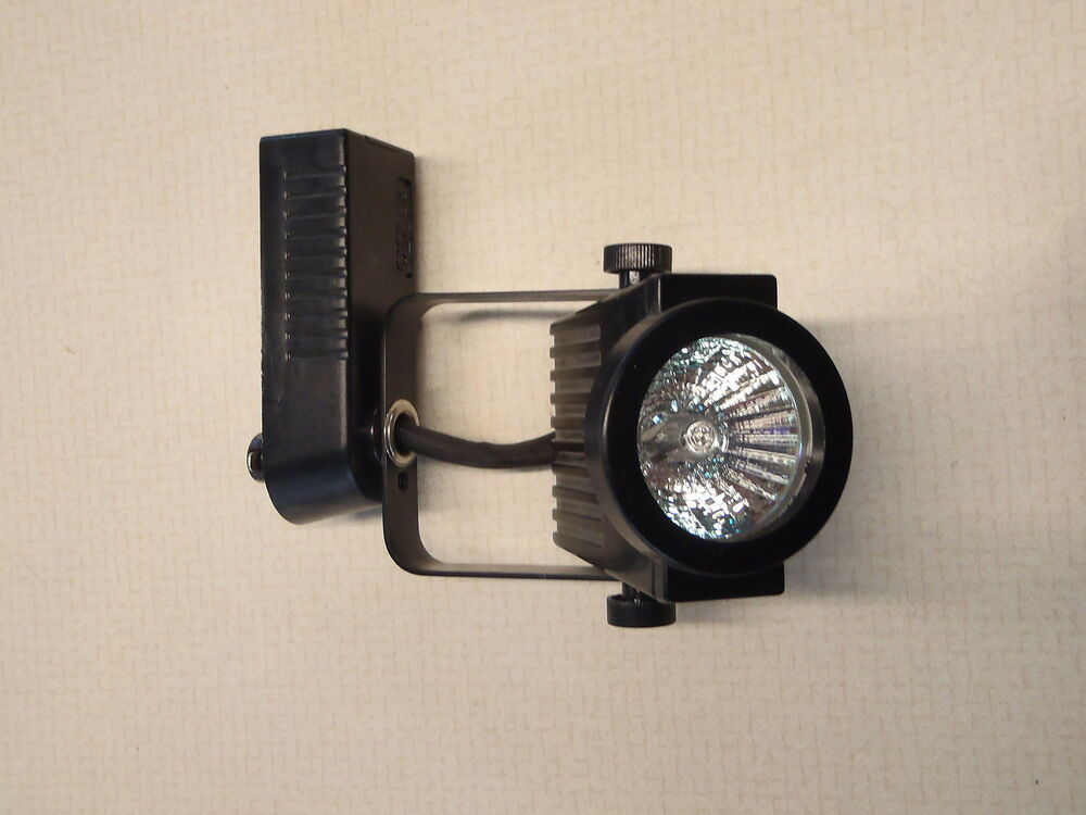 elco lighting low voltage track light fixture ebay