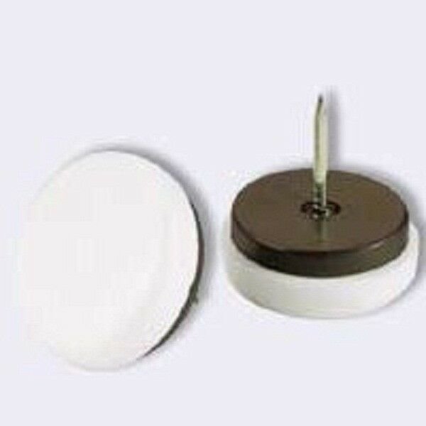 New Shepherd 9447 Pk 4 Plastic 7 8 Nail On Furniture Cusion Glides 6036644 Ebay