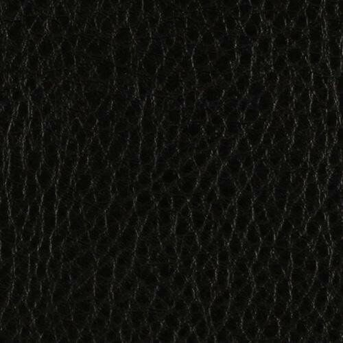 Black Faux Leather Soft Fabric For Upholstery Seat Stool