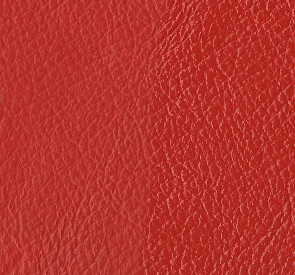 Red Leather Soft Fabric For Upholstery Seat Stool Book By