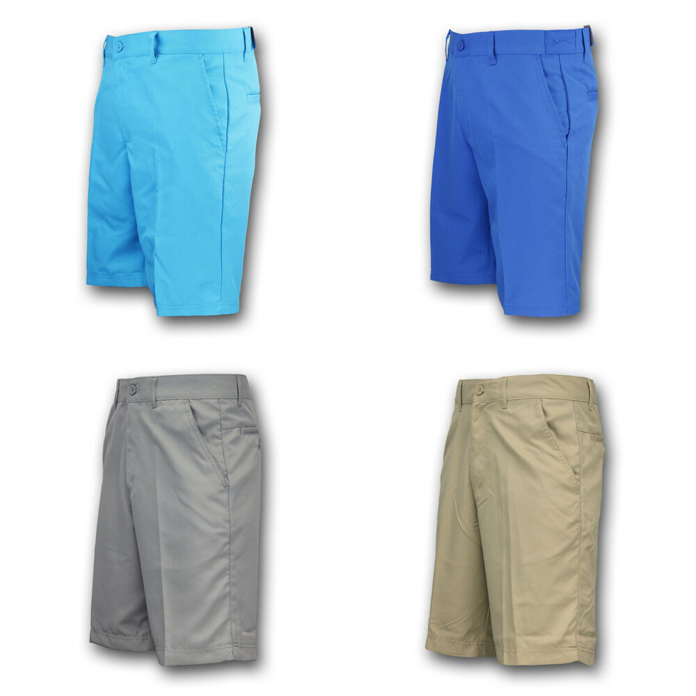 dunlop slazenger bermuda shorts kurze hose chino short pants herren gr 30 42 ebay. Black Bedroom Furniture Sets. Home Design Ideas