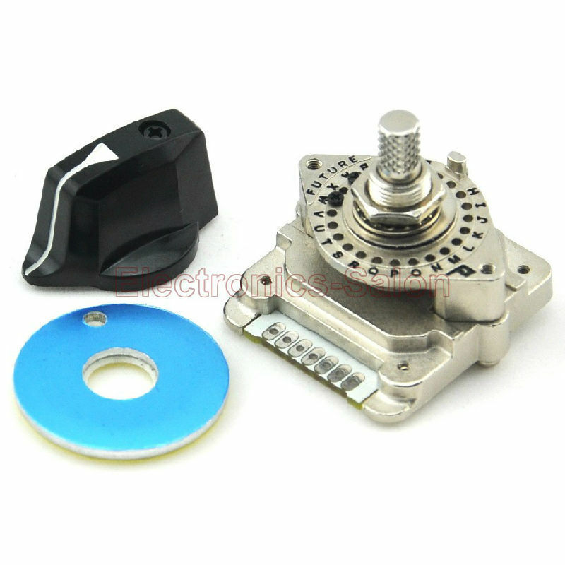 Hq digital code rotary switch nds 01j encode for industrial hq digital code rotary switch nds 01j encode for industrial control 6921407462786 ebay publicscrutiny Gallery