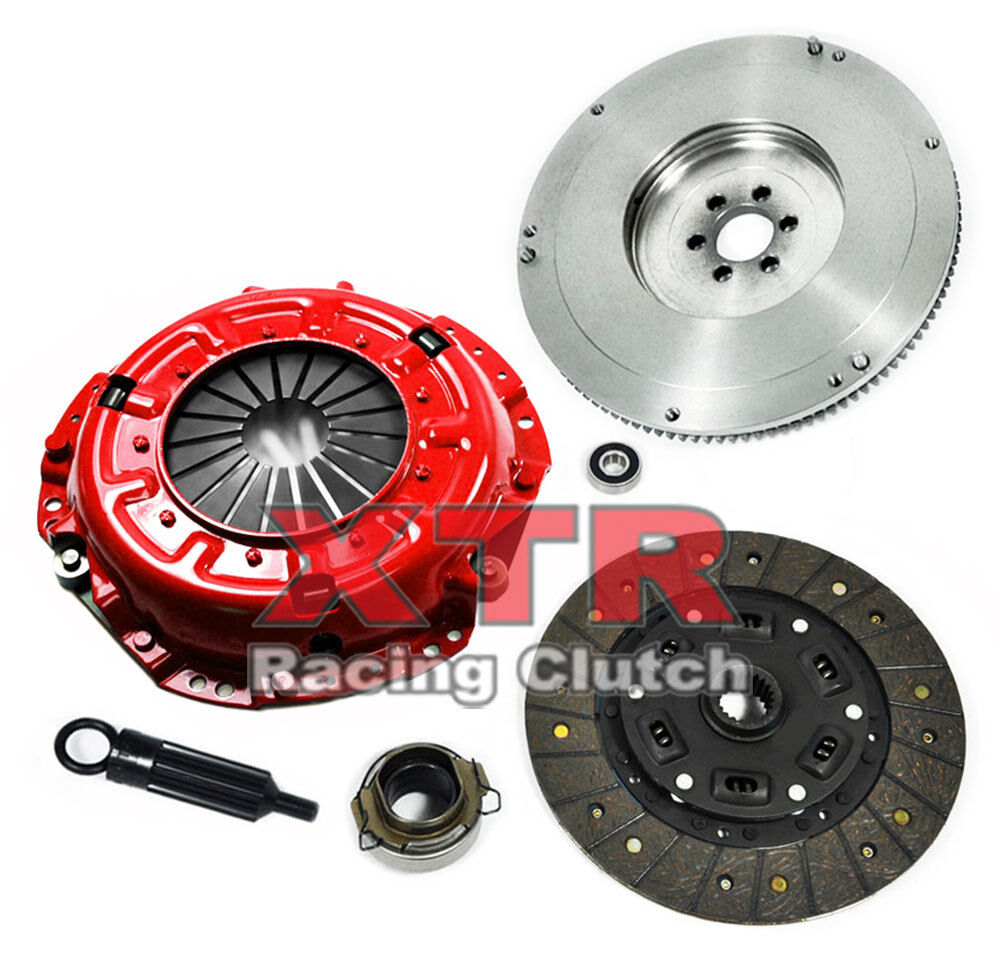 Toyota Truck Clutch Replacement : Xtr stage clutch kit hd flywheel  toyota pickup
