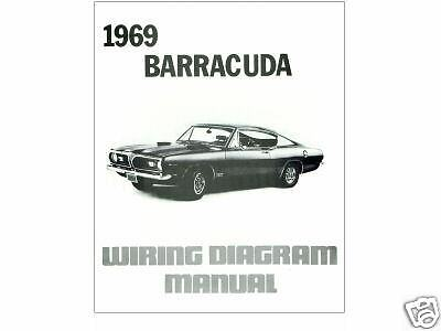 1969 barracuda wiring diagram 1969 plymouth barracuda wiring diagram