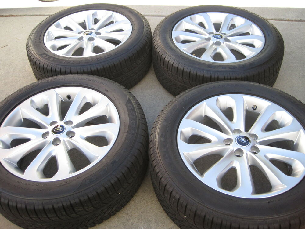 Land Rover Tires