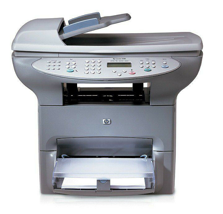 Service Manual HP Hewlett Packard LaserJet 3380 AIO All-In ...