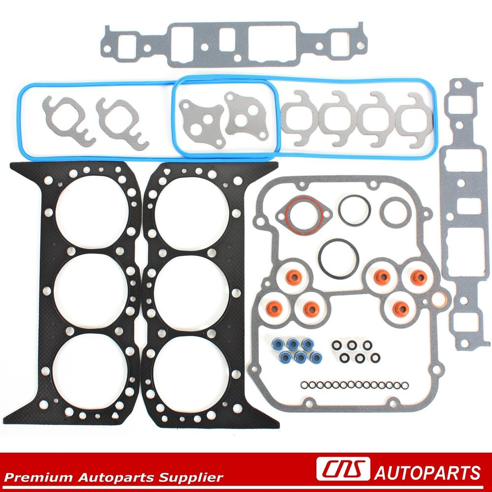 1996 Gmc Safari Cargo Head Gasket: 94-95 4.3L CHEVY GMC OLDSMOBILE HEAD GASKET SET VORTEC, W