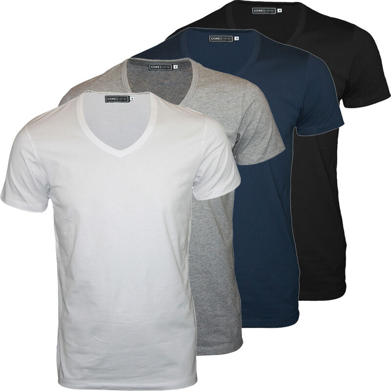 jack and jones jeans mens boys t shirts basic plain. Black Bedroom Furniture Sets. Home Design Ideas