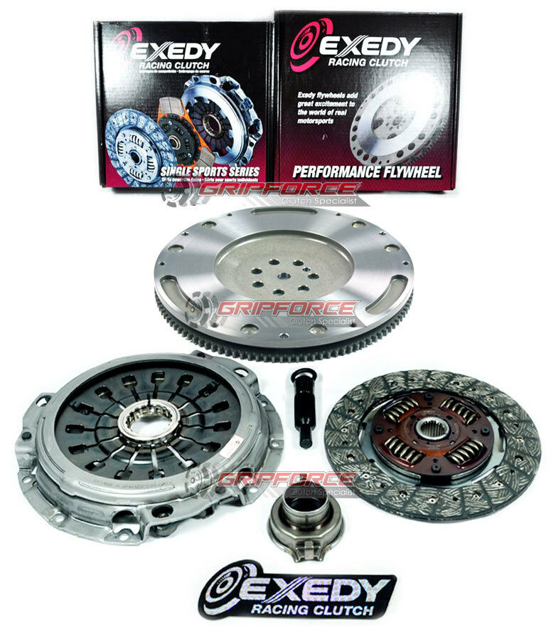 Twin Turbo Kit Rx7: EXEDY RACING STAGE 1 CLUTCH KIT+FLYWHEEL 1993-1995 MAZDA