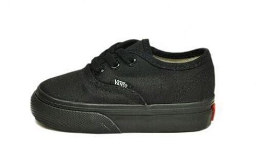 VANS AUTHENTIC INFANT TODDLER SIZE SHOES FOR BOYS ALL ...