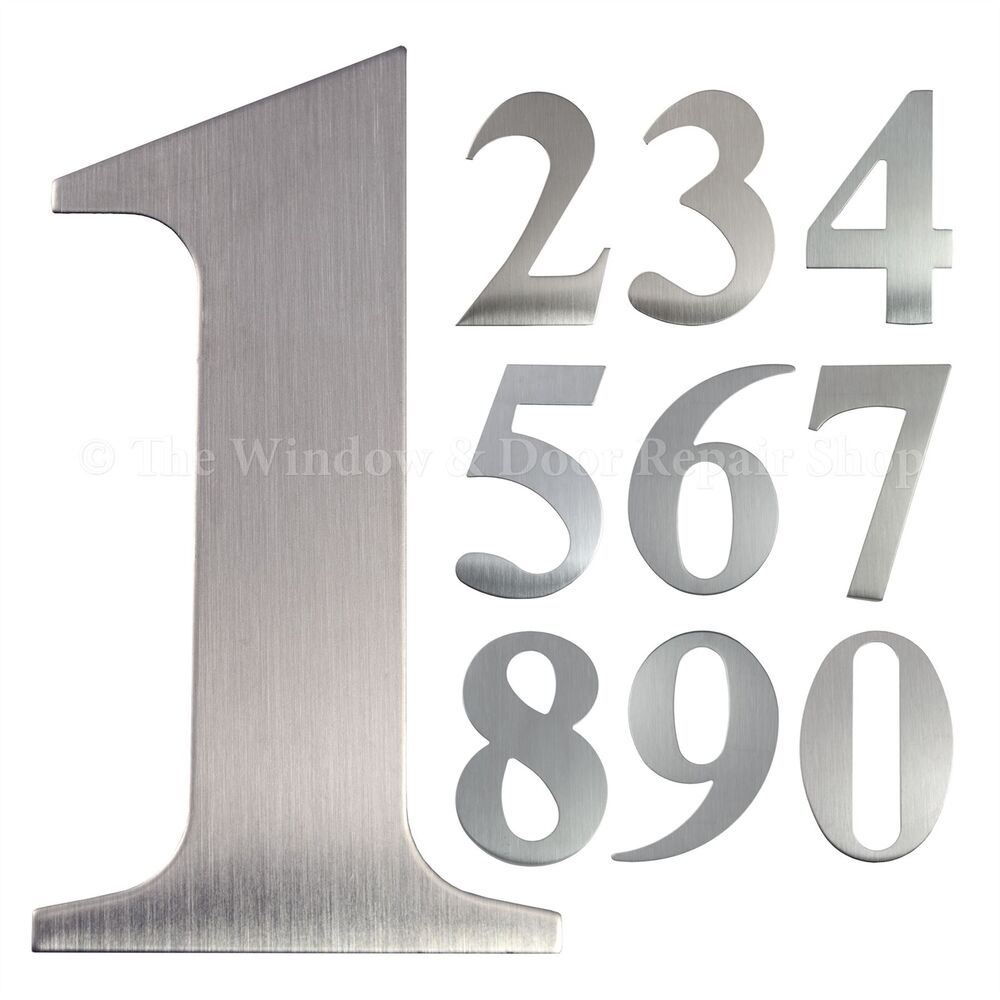 3 Quot Inch 76mm Self Adhesive Brushed Satin Stainless Steel