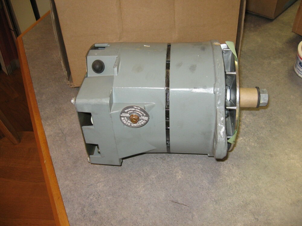 how to get an alternator to make ac