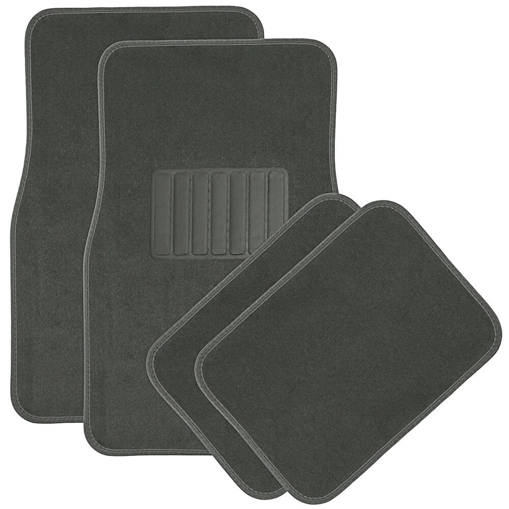 Auto Floor Mats For Suvs Trucks Vans Semi Custom Fit 4pc