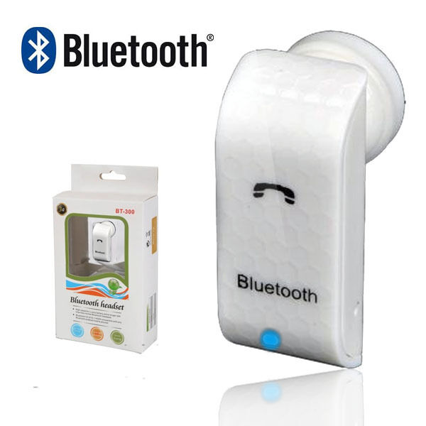 bt300w bluetooth headset handsfree wireless earphone for iphone android phone ebay. Black Bedroom Furniture Sets. Home Design Ideas
