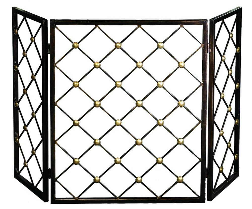 Fireplace screens princeton decorative fire screen Decorative fireplace screens