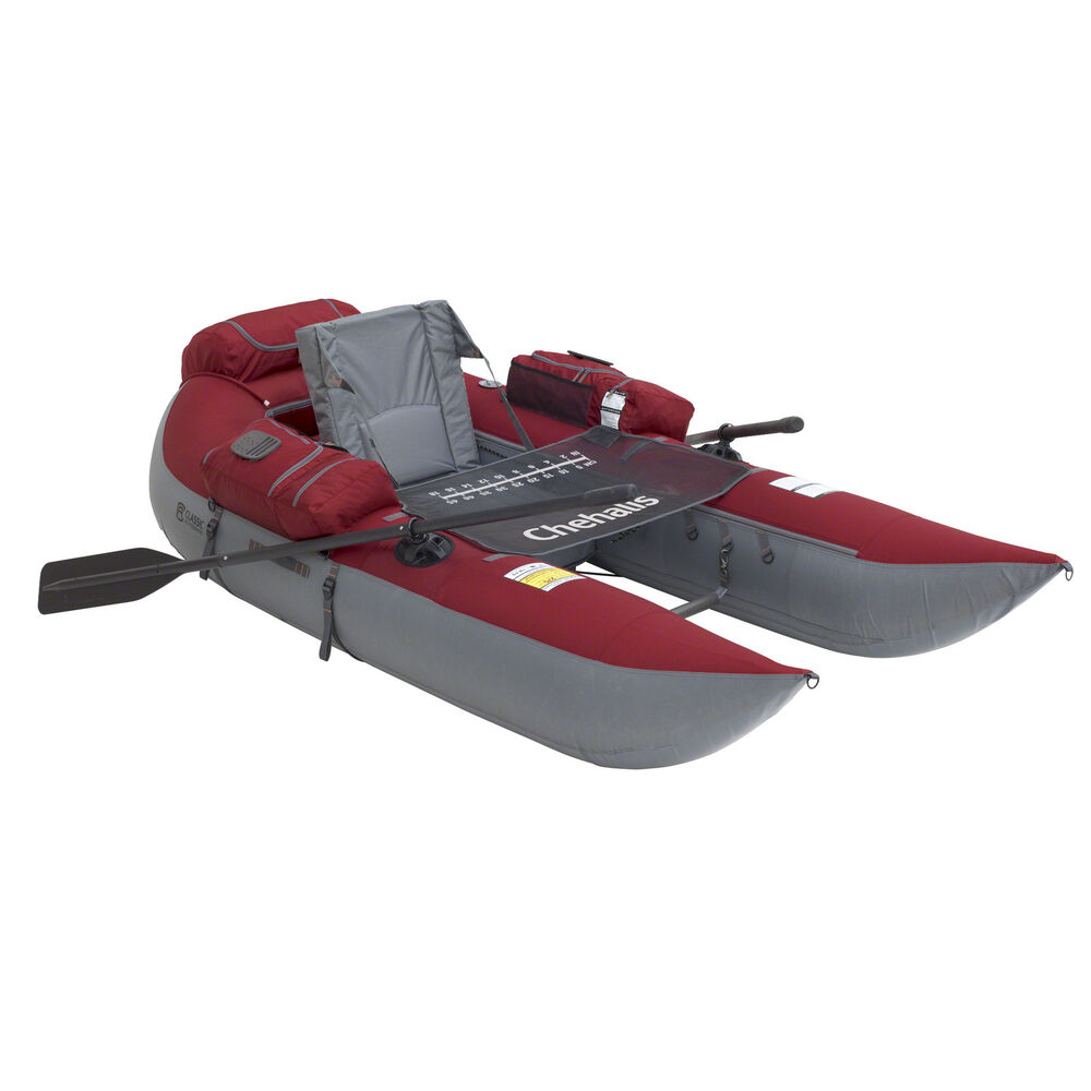 Chehalis Deluxe Frameless Inflatable Fly Fishing Float 8 ...