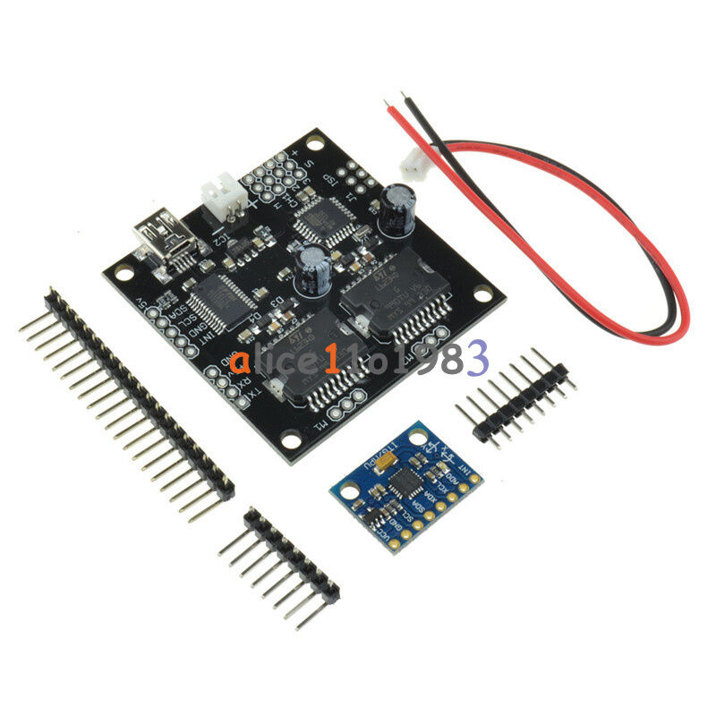 Use an Accelerometer and Gyroscope With