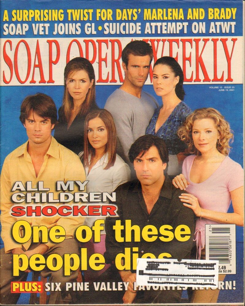 a brief review of my favorite soap opera Here's the brief synopsis provided by the publishers at playscripts: the long-running soap opera the bold and the wade murder mystery comedy plays.