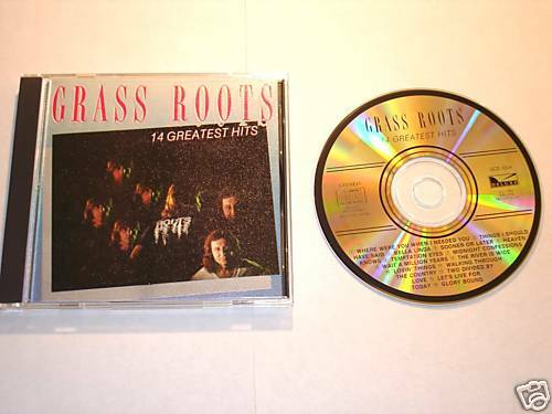 grass roots 14 greatest hits cd made in japan mint ebay. Black Bedroom Furniture Sets. Home Design Ideas