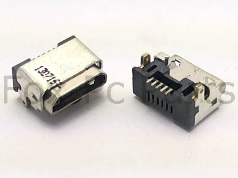 10 X Lot Micro Usb Data Sync Charge Dc In Ports To Repair